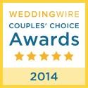 Frank Lebano & Co. DJs, WeddingWire Couples' Choice Award Winner 2014