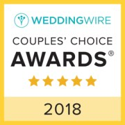 K Schulz Photography, WeddingWire Couples' Choice Award Winner 2018