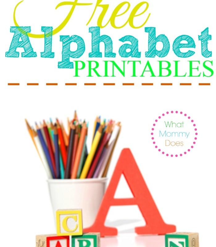 free alphabet printables letters worksheets stencils amp abc flash