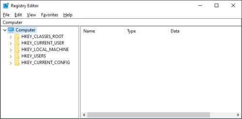 Registrierungseditor - regedit - Windows 10 - Windows Wally