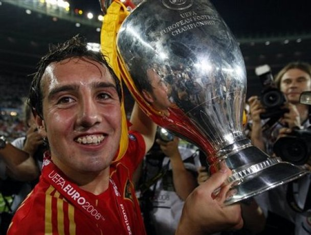 Image result for cazorla euro 2012
