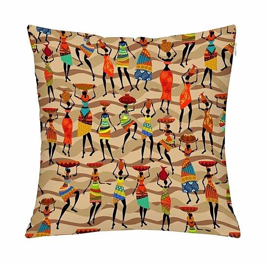 african women pillow covers pillowcase throw pillows 18x18 inch