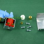 Dometic 3108706114 Rv Refrigerator Water Valve For Ice Maker 3108706972