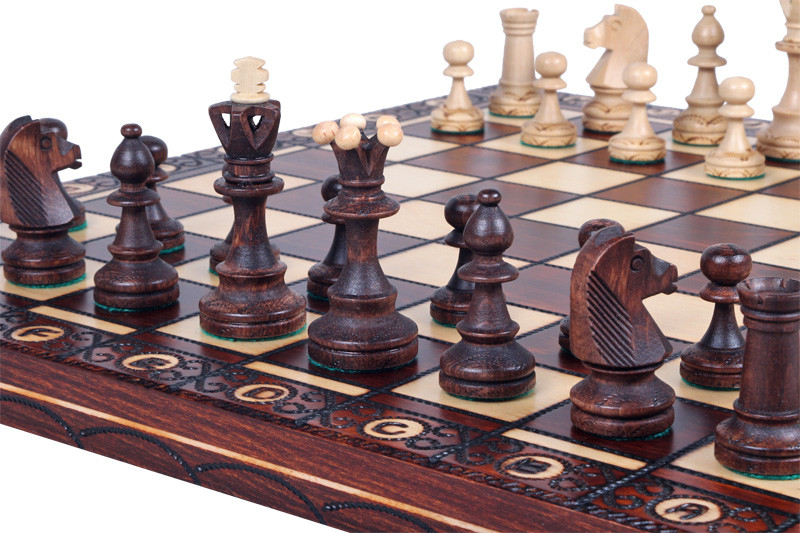 Add A Product The Zaria Unique Wood Chess Set Pieces Chess Board Storage
