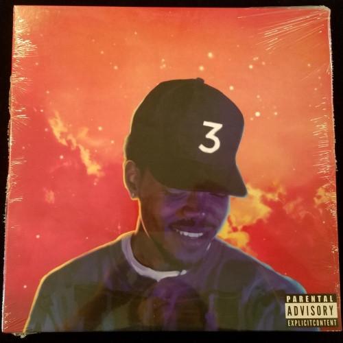 Chance The Rapper Coloring Book 2x Lp Vinyl Ear Candy Music