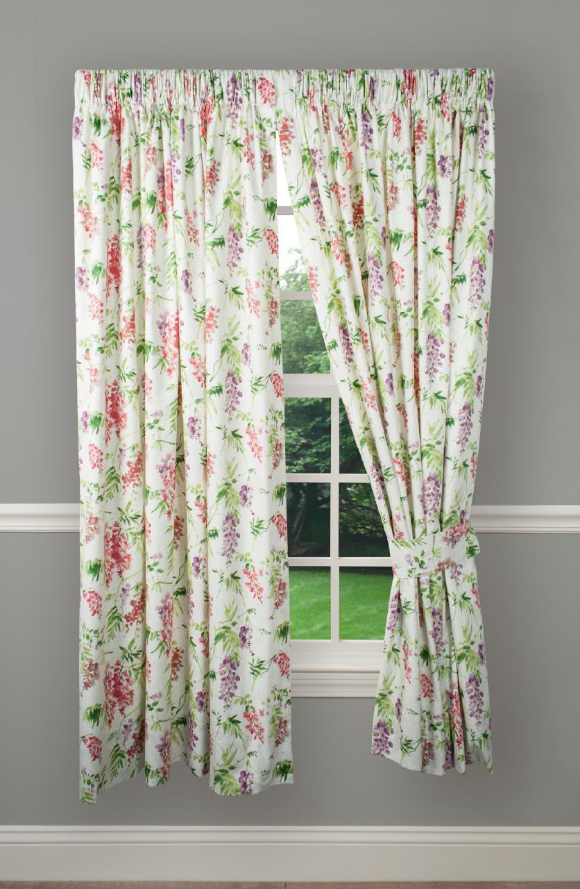 wisteria curtain