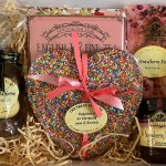 Mother S Day Chocolate And Tea Treats Hamper Gift Box The Treat Factory