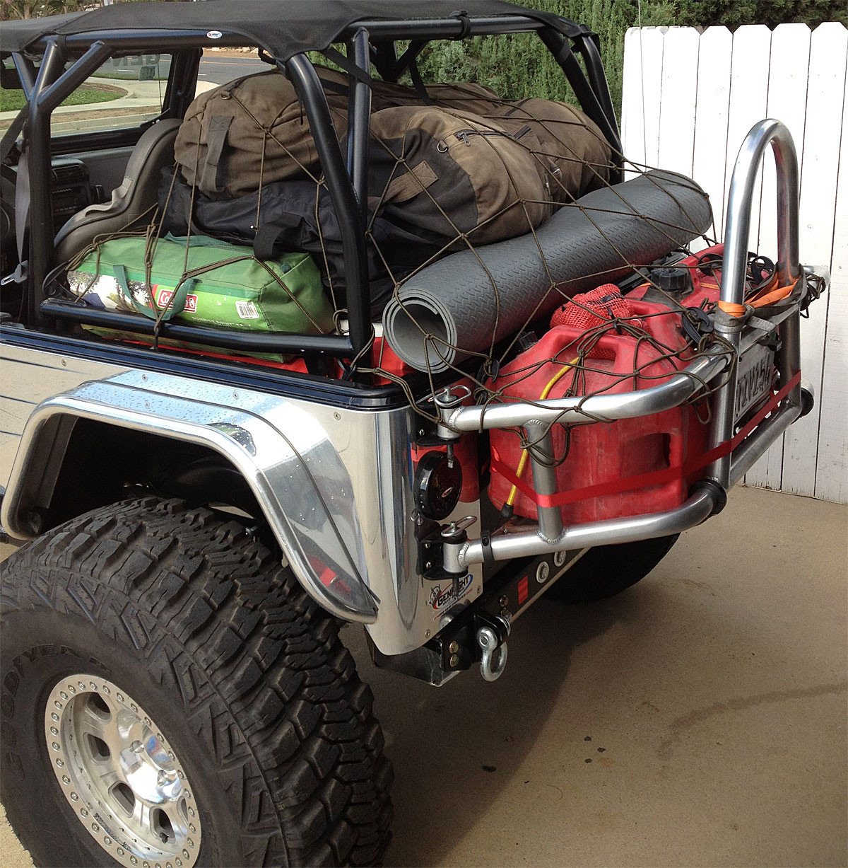 genright small cargo carrier