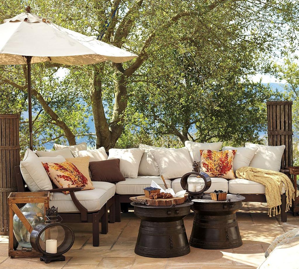 rustic outdoor furniture from mexico