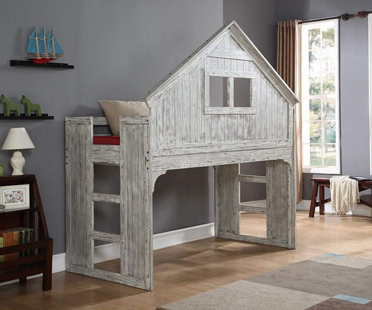Twin Size Loft Bed Shop Kids Loft Beds And More At Kids Furniture Warehouse
