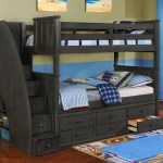 Bunk Beds With Stairs