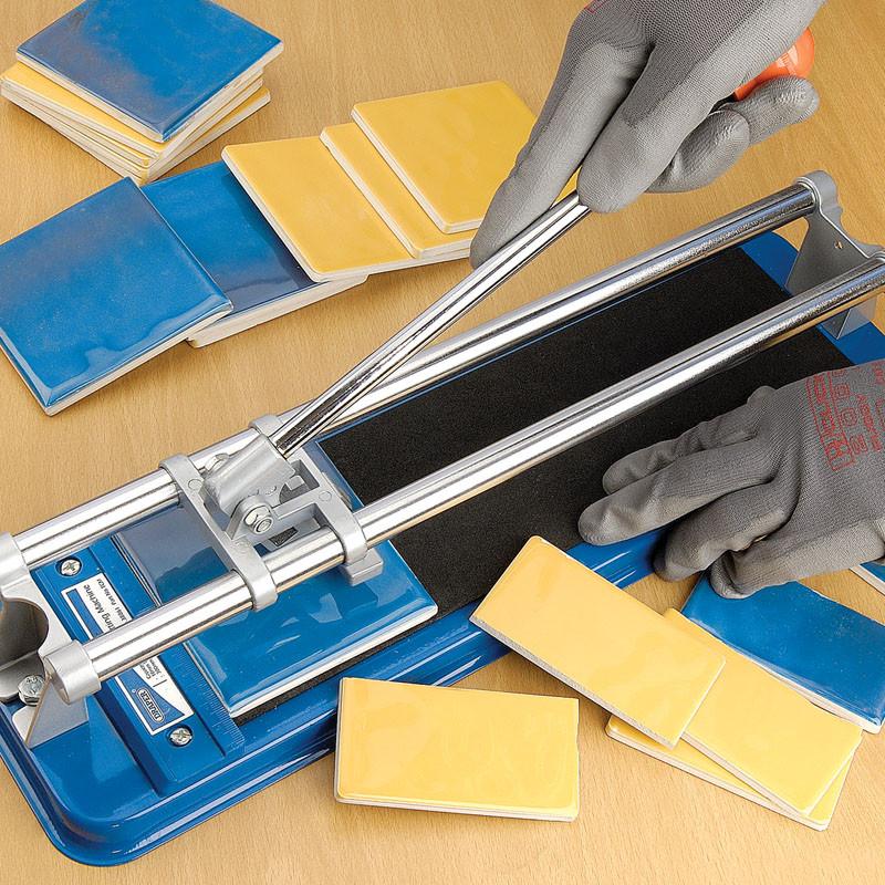 draper 38861 manual tile cutter
