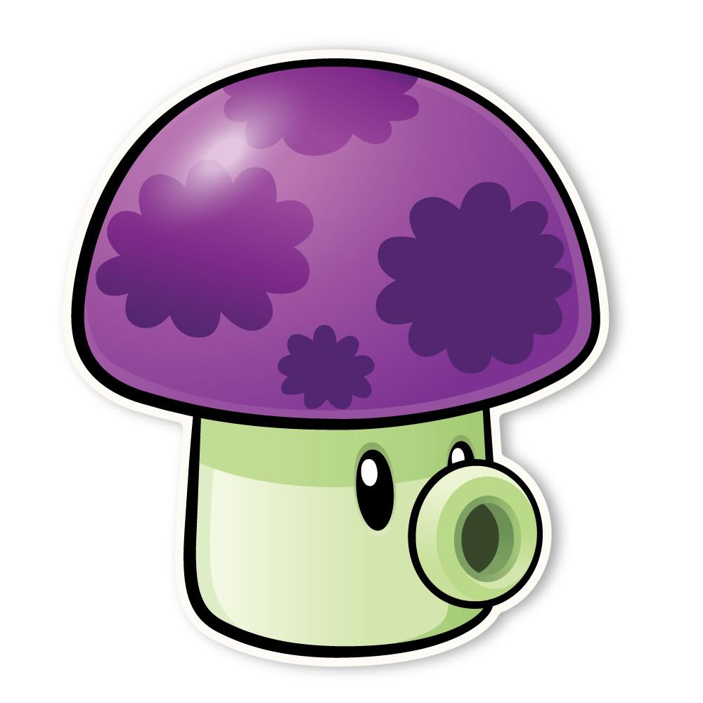Vs Plants All Shroom Zombies
