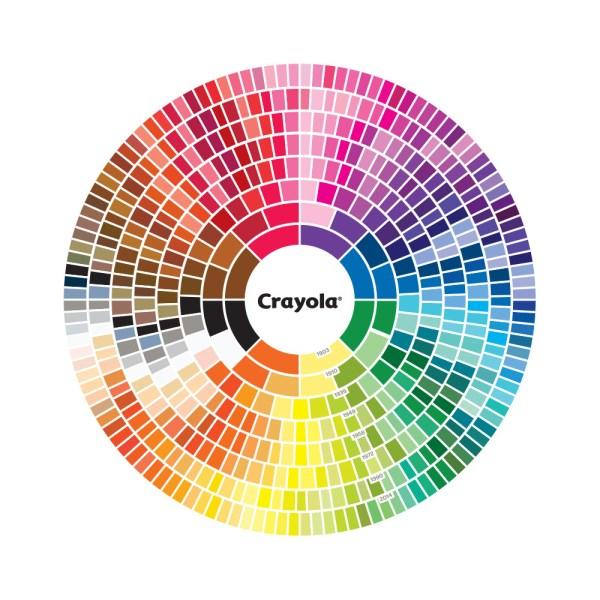 crayola color # 12