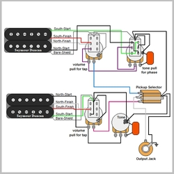 Guitar Wiring Diagrams & Resources | GuitarElectronics