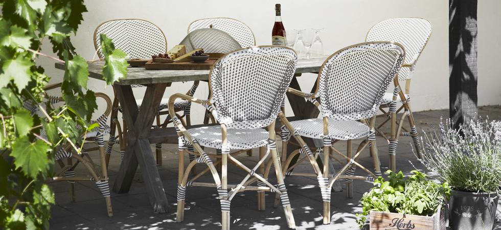 bistro patio furniture contemporary