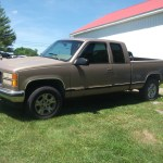 1996 Chevy Silverado 1500 Sle Z71 Off Road