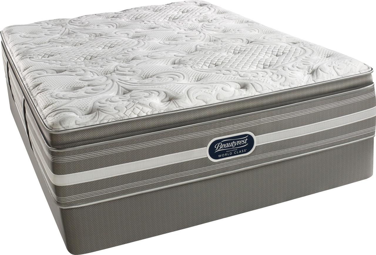 beautyrest world class mattress price