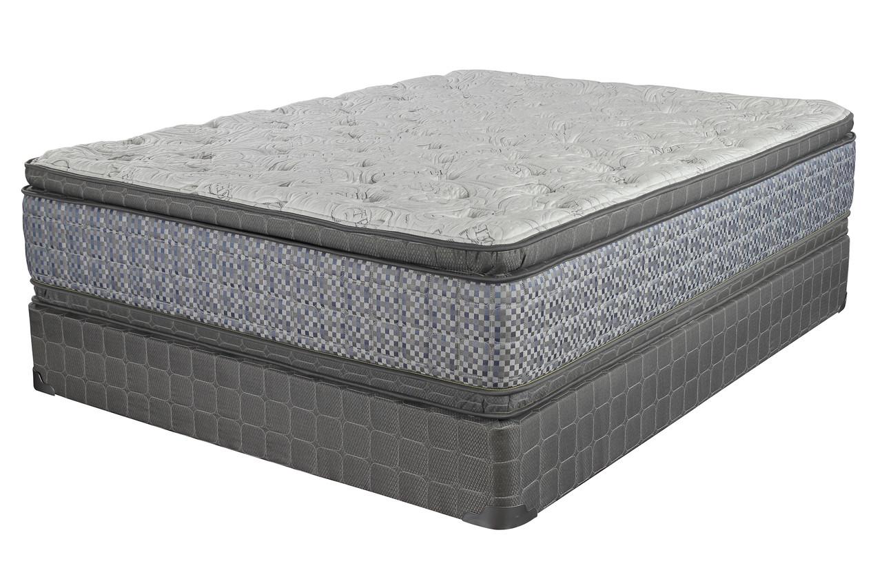 salisbury super pillow top mattress