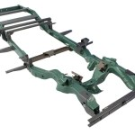 1949 1955 1 Long Box Chevy Truck Bolt On S 10 Frame Swap Chassis Swap Conversion Kit Code 504 Llc