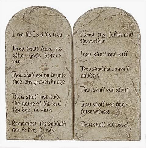 10 commandments # 11