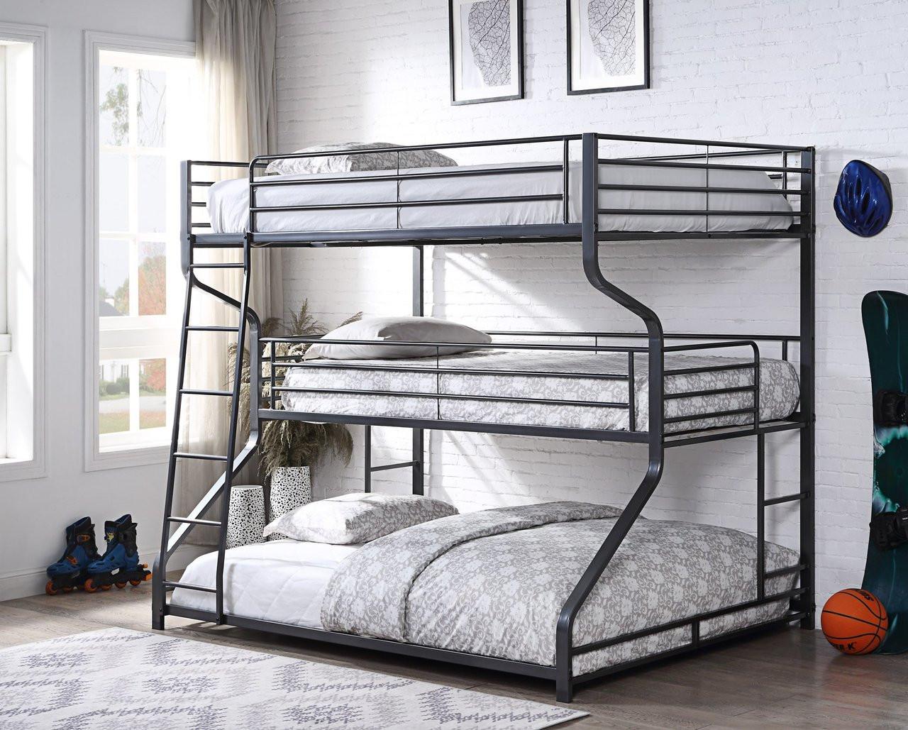 3 Tier Bunk Bed Nz Novocom Top