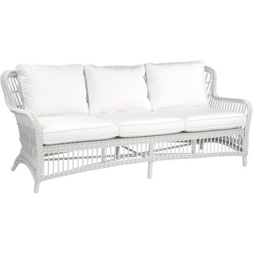 kingsley bate chatham wicker sofa