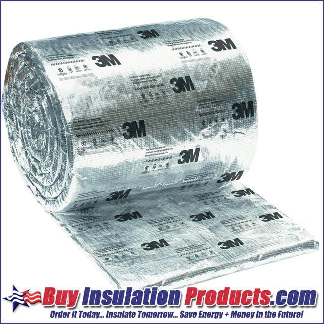 3m Fire Barrier Duct Wrap 615 Fire Resistant Duct Wrap