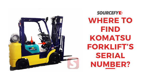 Search Nissan Number Forklift Serial