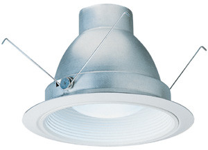 juno 28w wh recessed lighting 6 ultra trim baffle wet location approved