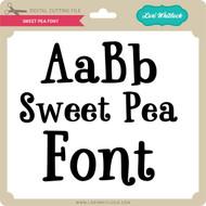 sweet pea font # 30