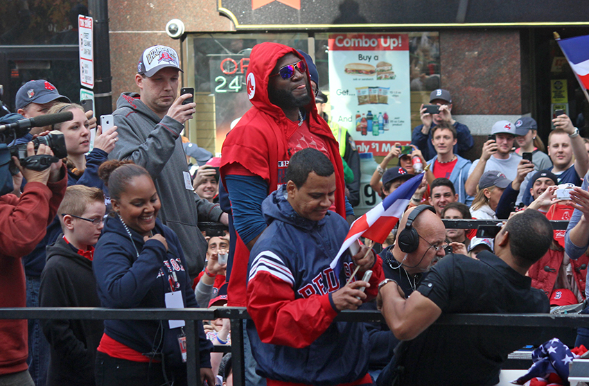 Image result for david ortiz 2013 parade