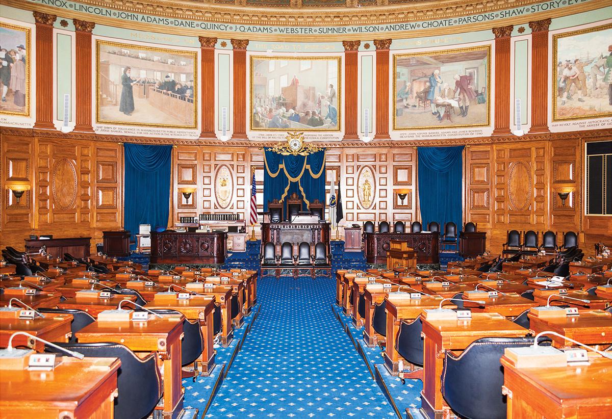 Let S Dismantle The Massachusetts House Of Representatives