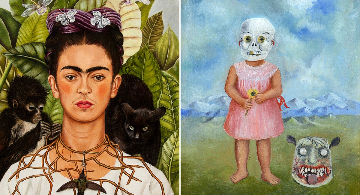 Frida Names Them Paintings 2019 And Kahlo
