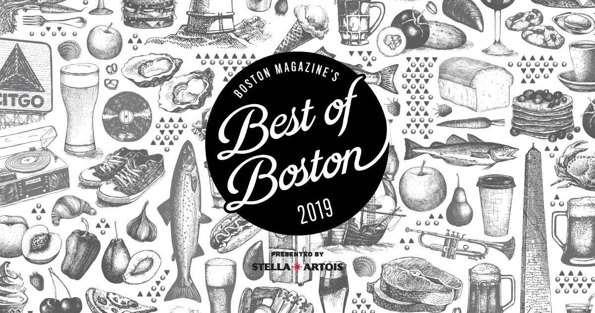 Best Of Boston Celebration 2019 Boston Magazine