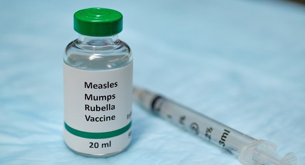 Boston Health Officials Confirm a Case of Measles in the South End
