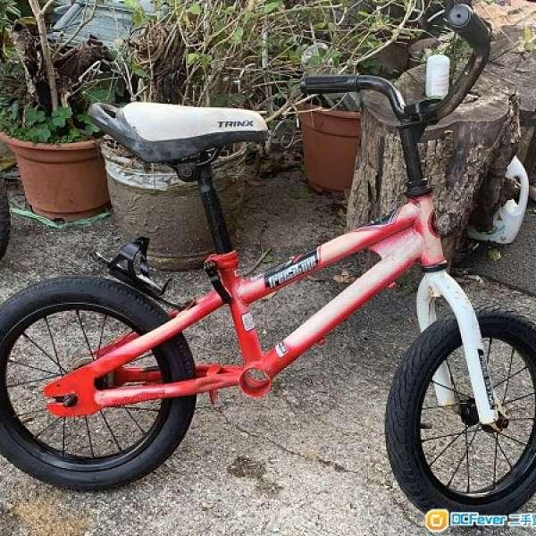 出售 二手 小童 兒童 平衝車 balance bike 環保價 HK$80.00 - DCFever.com