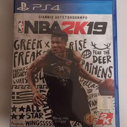 PS4 NBA 2K19 中英文版 - DCFever.com
