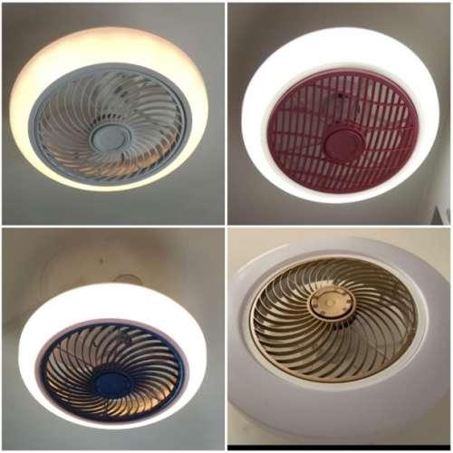 全新風扇燈 (包安裝) - DCFever.com