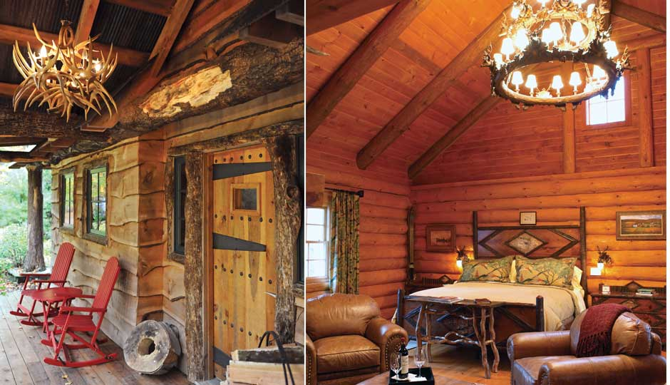 5 Cozy Luxe Log Cabins For A Winter Getaway