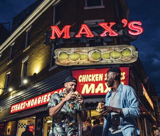 Maxs Cheesesteak Philadelphia