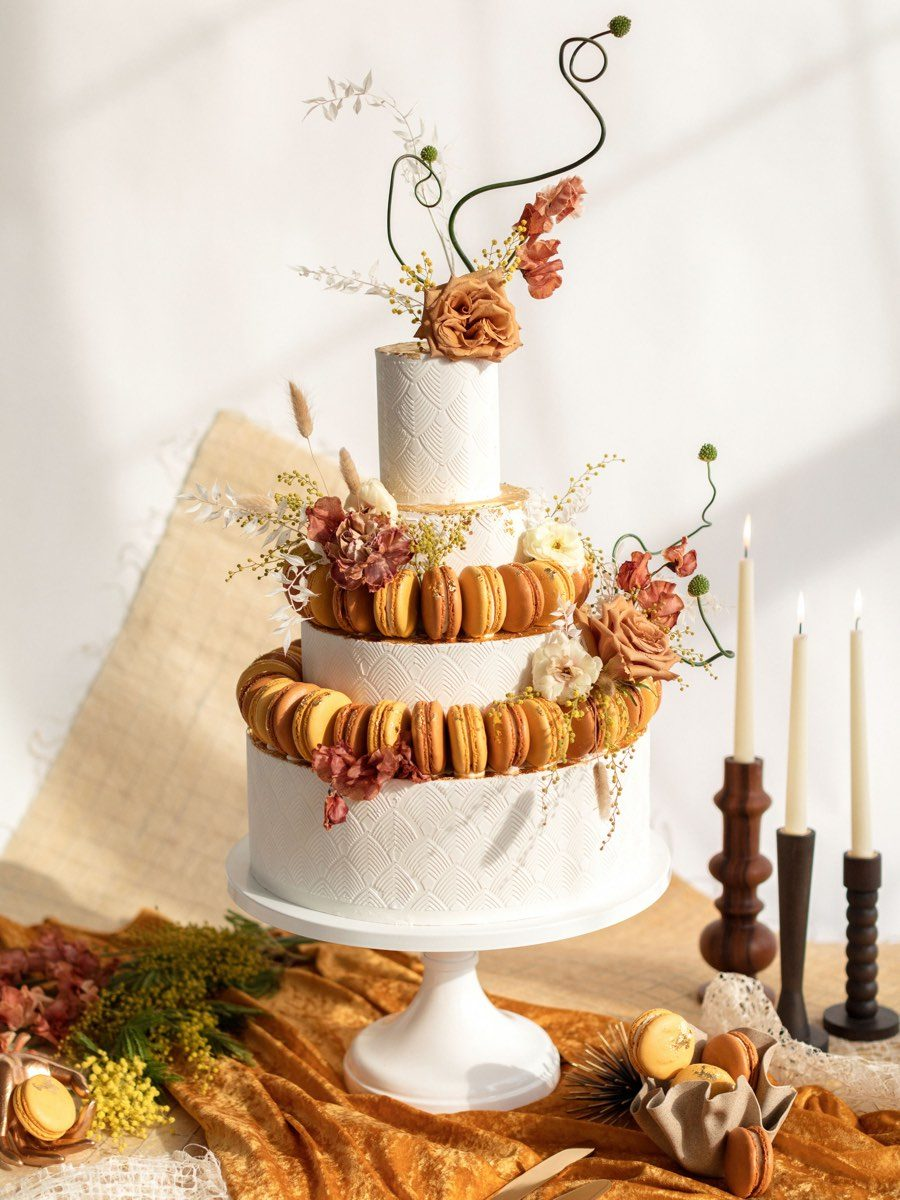 A List Of Philadelphia Area Wedding Cake Bakers To Know