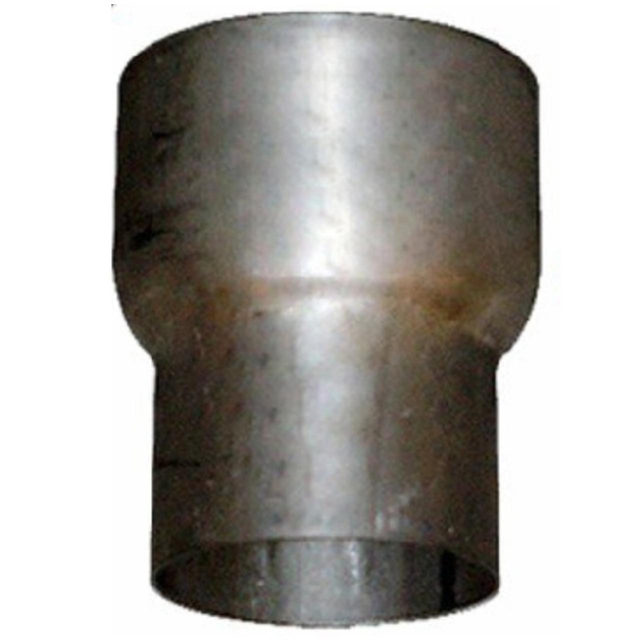7 od to 5 od exhaust reducer aluminized pipe r7o 5oa