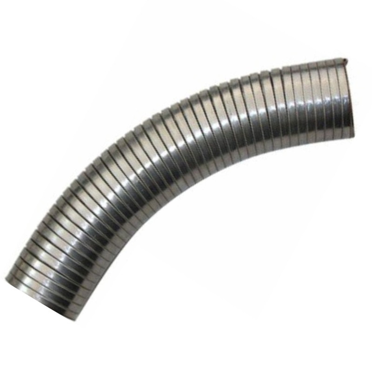 3 x 36 304 stainless steel flex exhaust hose sf 336