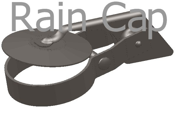 exhaust rain caps rain cap exhaust