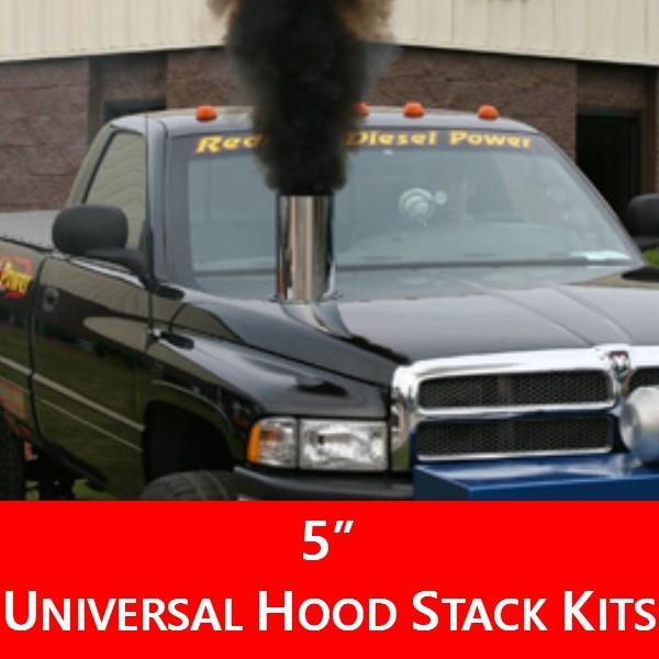 5 hood stack kits kits for hood exhaust