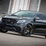 Mercedes Benz Gle Lumma Clr G 800 Wide Body Conversion Blk Meduza Design Ltd