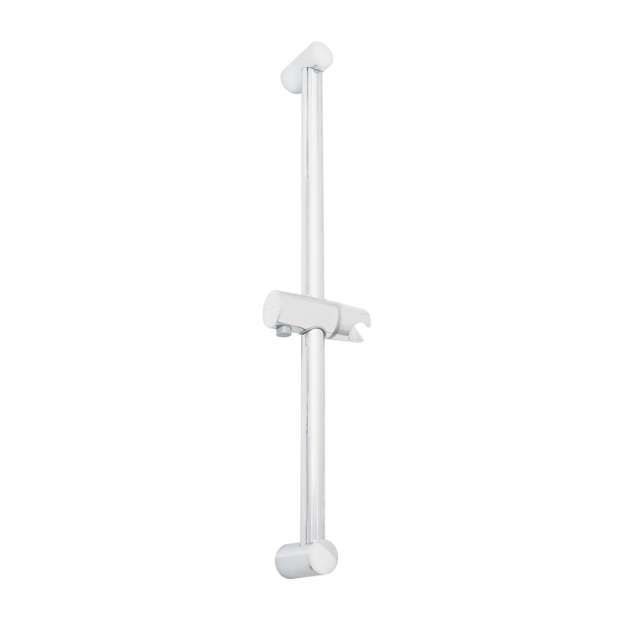 Dyconn Faucet Wb302 Chr Hand Shower Slide Bar With Height Adjustable Sprayer Holder Polished Chrome