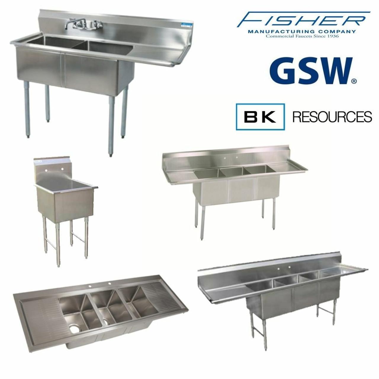 shelving sinks expert restaurant supply