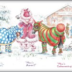 Christmas Horse Cards Mine S Gucci Funny Horse Cards Jude Too Lesley Bruce Discontinued Bon Vivant Unique Equestrian Supply Accessories